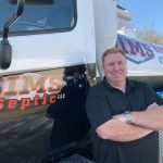 Brad Sims-owner of Sims Septic LLC