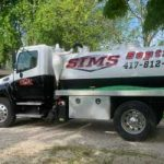 Septic tank inspections Sims Septic LLC