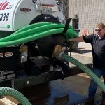 holding tank pumping Sims Septic LLC