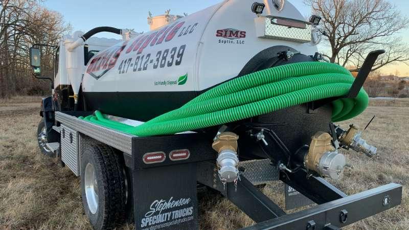 septic system repair Sims Septic LLC