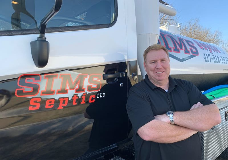 Brad Sims - Owner Of Sims Septic